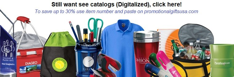 2017 Digital Promotional Product Catalogs
