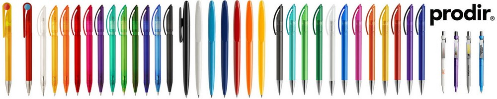 PRODIR Swiss Made Pens